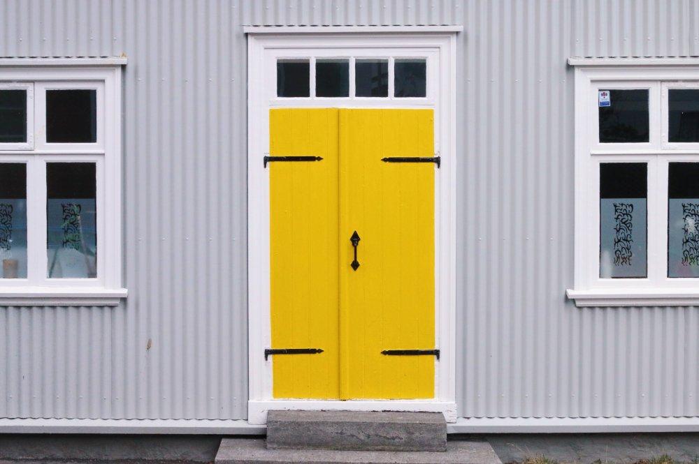 Visual elements for your external door
